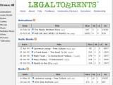 LegalTorrents.com – скачай легальные музыкальные альбомы