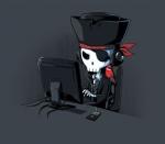 Интернет пираты не дремлют